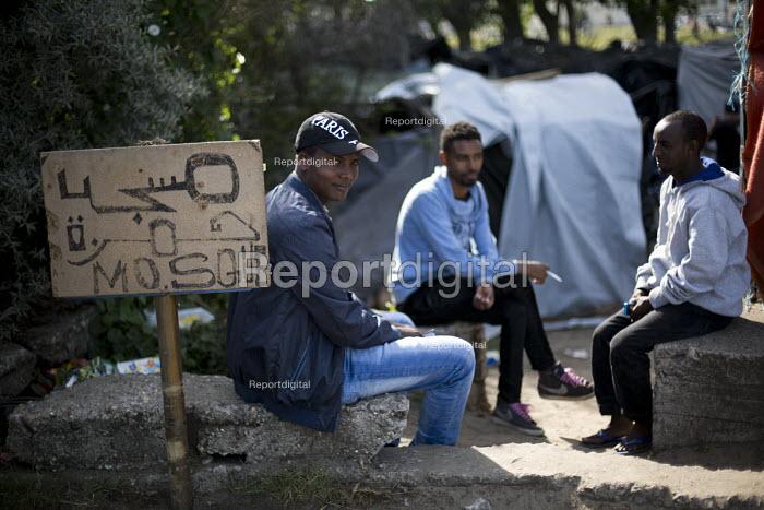 Calais migrant camp The Jungle France - Jess Hurd - 2015-08-02