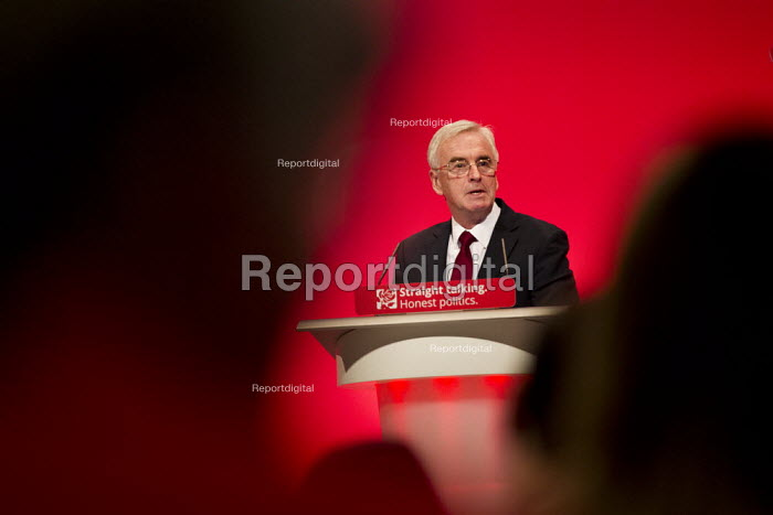 John McDonnell MP speaking Labour Party Conference... - Jess Hurd, jj1509L044.jpg