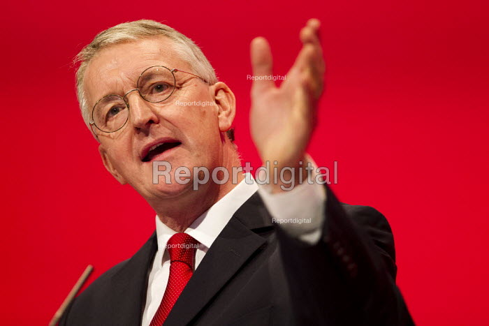 Hilary Benn MP speaking Labour Party Conference, Brighton. - Jess Hurd, jj1509L057.jpg