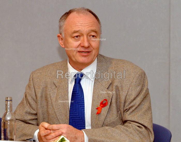 Ken Livingstone, Mayor of London, The London Conference, London. - James Jenkins - 2003-11-29