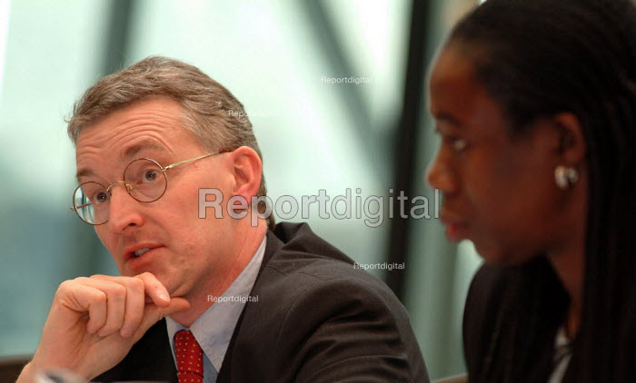 Hilary Benn MP - James Jenkins - 2005-03-07