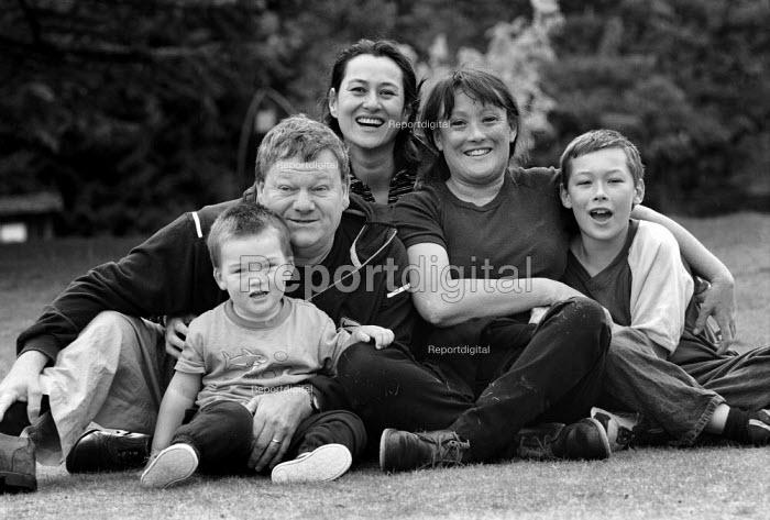 Family portrait. - Paul Carter - 2001-09-13