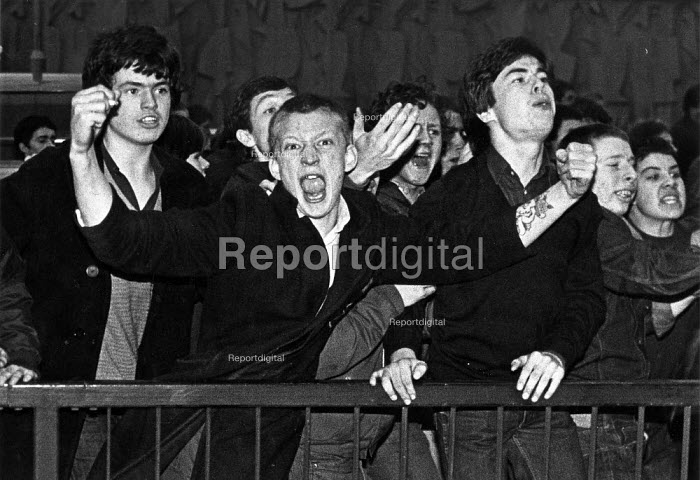British Movement demonstration, London 1980 - John Sturrock - 1980-12-01