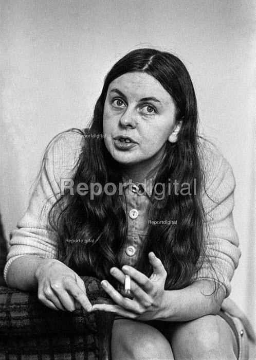 Bernadette Devlin interviewed - Martin Mayer - 1972-11-16