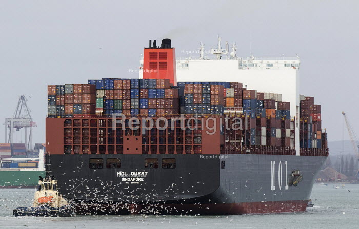 Mol Quest near Southampton and the Isle of Wight - Paul Box - 2015-01-07