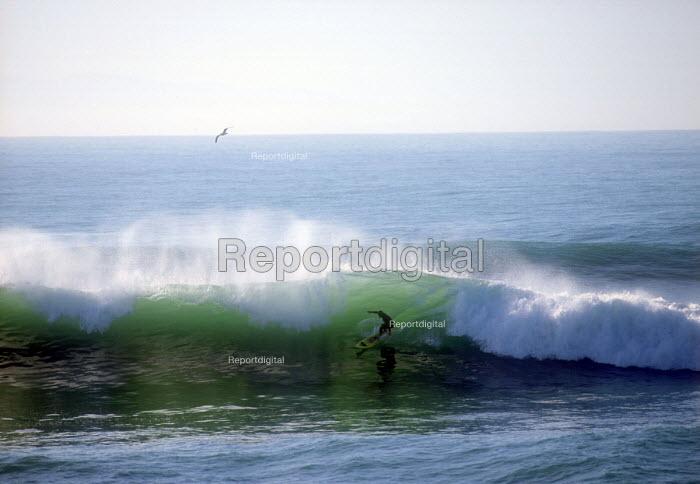 Surfer Cornwall - Paul Box - 2002-06-07