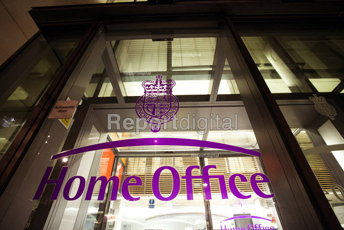 The Home Office, London - Paul Box - 2014-02-13