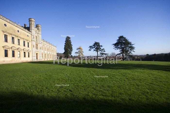 Ashton Court mansion, Ashton Court Estate, Bristol. - Paul Box - 2014-12-03