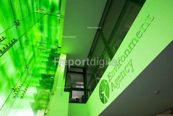 Horizon House, The Environment Agency building, Bristol. It is a leading example of an environmentally sustainable building, and has been awarded a BREEAM (Building Research Establishment Environmental Assessment Method) score of over 85% � one of the highest-ever BREEAM ratings. - Paul Box - 2014-10-16