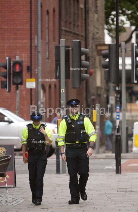 Community police, Bristol - Paul Box - 2009-09-02