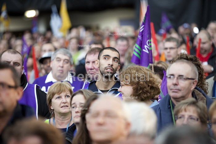 UNISON Pensions Strike, Cardiff - Paul Box - 2011-11-30