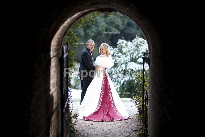A winter wedding in Derby. - Paul Box - 2010-12-24