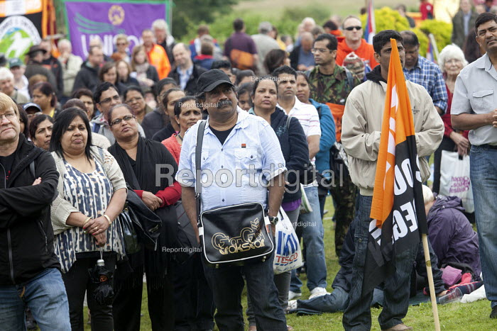 The Tolpuddle Martyrs festival, Tolpuddle - Paul Box - 2012-07-15