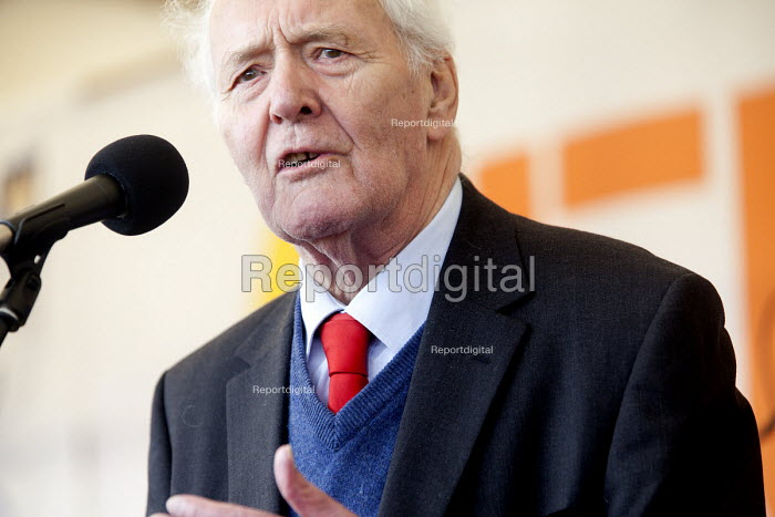 Tony Benn, Tolpuddle Martys at The Tolpuddle Martyrs festival, Tolpuddle - Paul Box - 2012-07-15