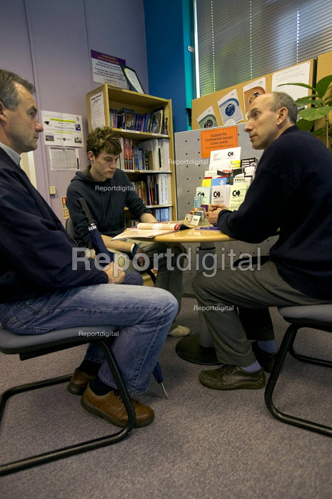Connexions government support for 13- 19 year old's. support workers give career advise to teenagers parents. - Paul Box - 2005-12-06
