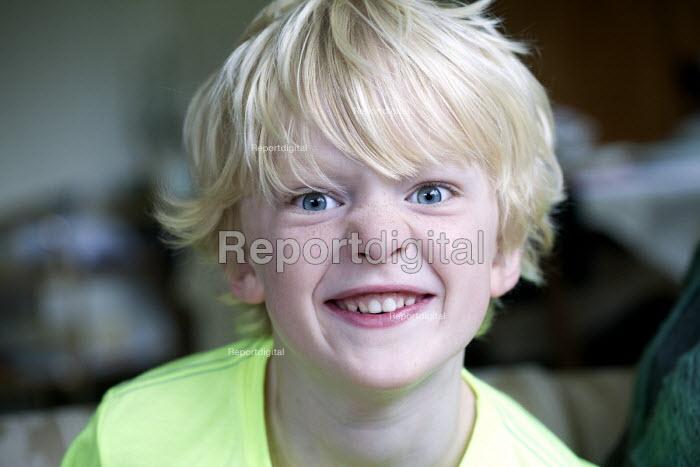 A 10 year old boy, Guildford. - Paul Box - 2012-06-16