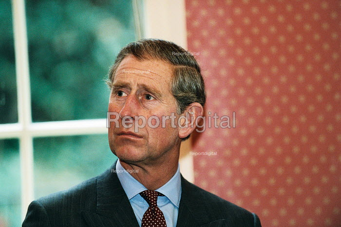 Prince Charles the Patron of the Bristol Cancer Help centre. - Paul Box - 2003-11-01