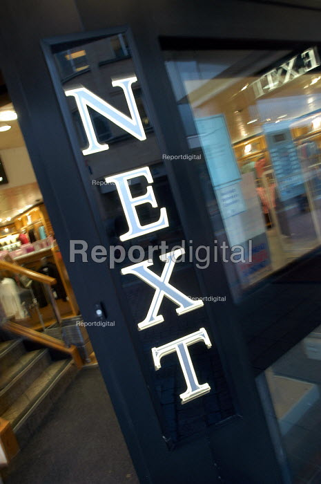 Next store - Paul Box - 2004-01-02