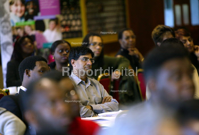 The annual conference for Black and ethnic minorities, Bristol. - Paul Box - 2004-06-10