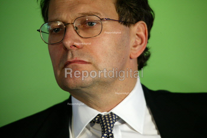 The Rt Hon The Lord Goldsmith QC attorney general at the launch of the ASBO scheme, Bristol - Paul Box - 2004-07-05
