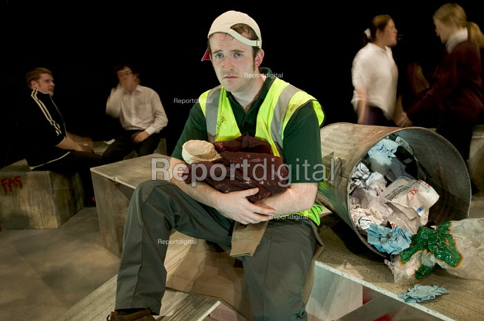 A theatre production called 'Refuse' about young people... - Paul Box, PB708347.jpg