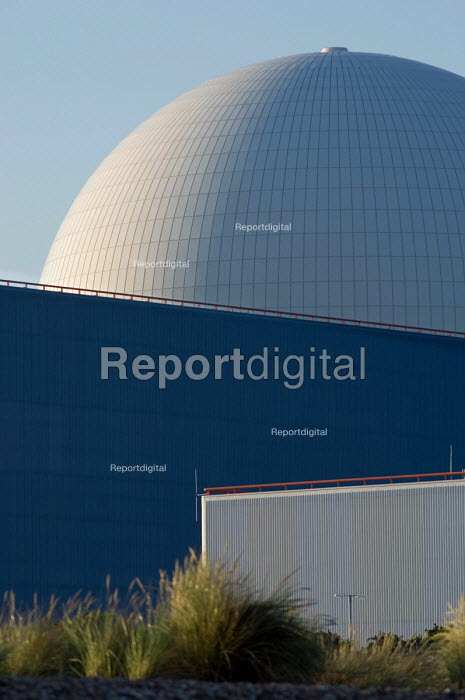 The dome of the pressurised water reactor at Sizewell B... - Philip Wolmuth, pw060941.jpg