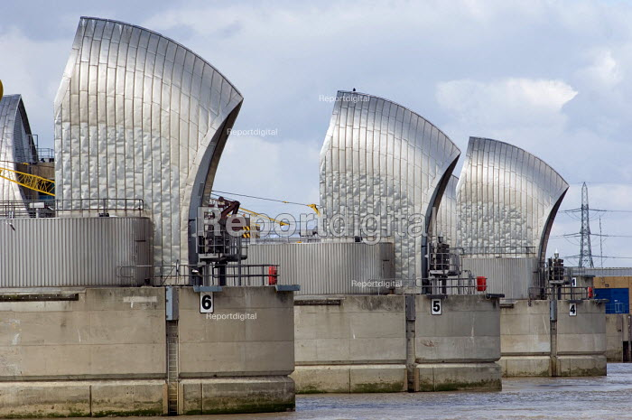 The Thames Barrier, Greenwich, London - Philip Wolmuth, pw070312.jpg