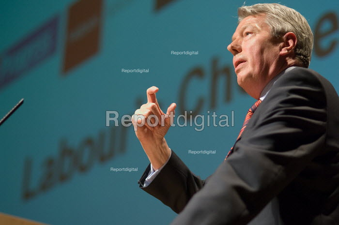 Alan Johnson MP speaks at a Fabian Society hustings... - Philip Wolmuth, pw070518.jpg