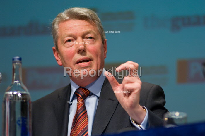 Alan Johnson MP speaks at a Fabian Society hustings... - Philip Wolmuth, pw070522.jpg