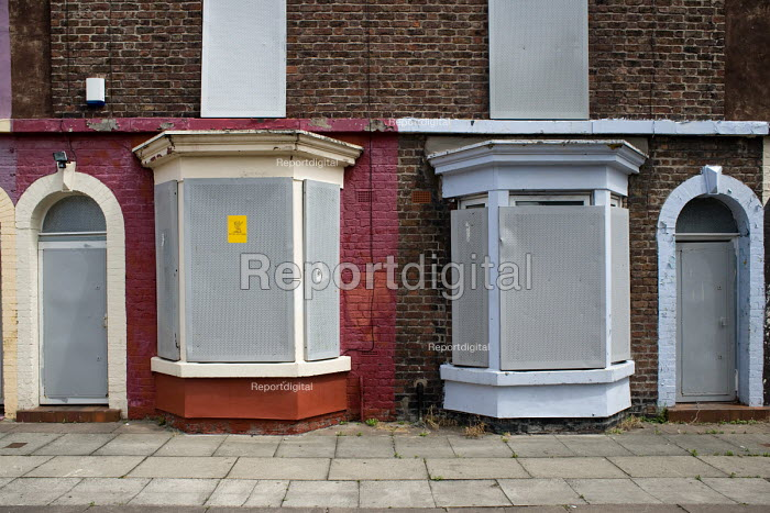 Houses in Liverpool 8 scheduled for demolition by the... - Philip Wolmuth, pw090629.jpg