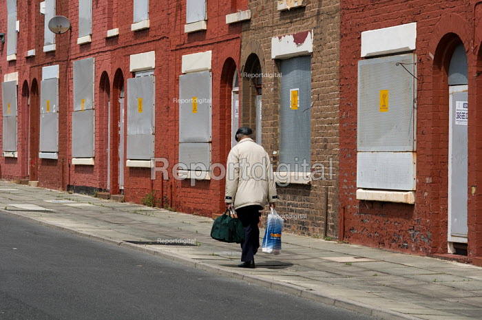 Houses in Liverpool 8 scheduled for demolition by the... - Philip Wolmuth, pw090639.jpg