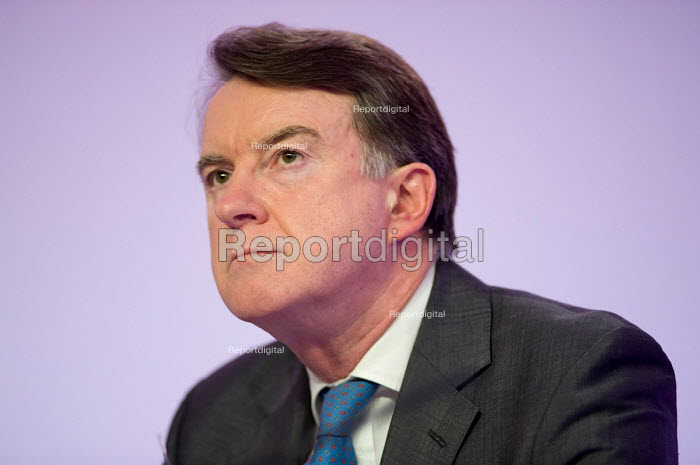 Lord Peter Mandelson, Labour Party election campaign press... - Philip Wolmuth, pw100462.jpg