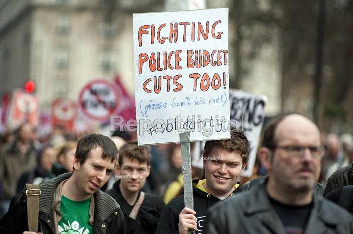 TUC March for the alternative. Jobs, Growth and Justice. London - Philip Wolmuth - 2011-03-26