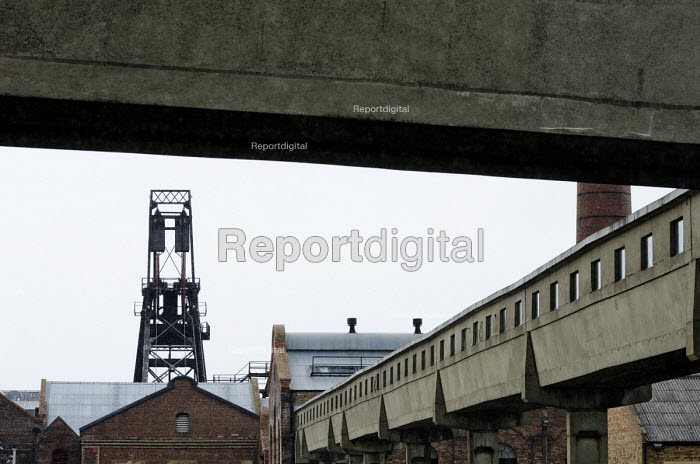 The National Mining Museum Scotland, on the site of Lady Victoria Colliery in Newtongrange, Midlothian. The pit ceased production in 1981. - Philip Wolmuth - 2013-08-15