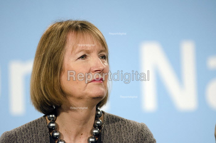 Harriet Harman MP. Labour Party Special Conference on reform of its link to trade unions, ExCel Centre, London. - Philip Wolmuth - 2014-03-01