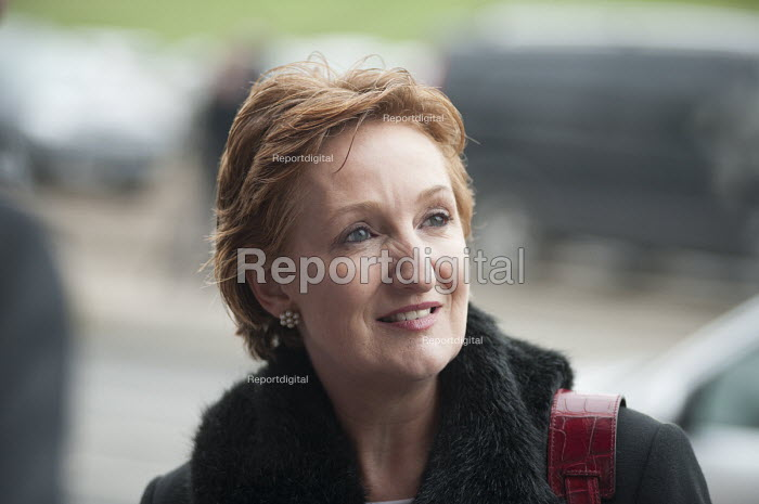 Suzanne Evans, UKIP policy director at the UKIP launch of its General Election campaign in the Movie Starr cinema, Canvey Island, South Essex. - Philip Wolmuth - 2015-02-12