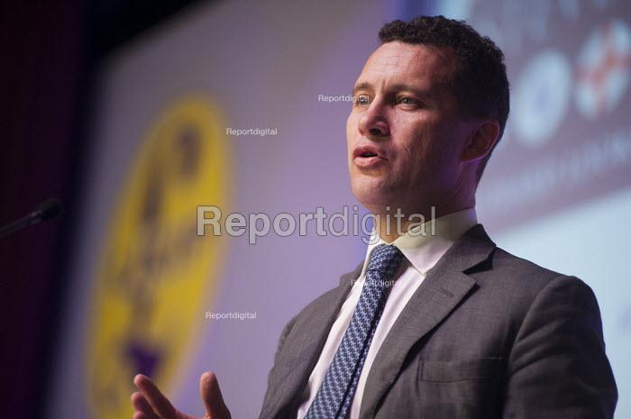 Steven Woolfe MEP, UKIP Spring Conference, Margate, Kent. - Philip Wolmuth - 2015-02-27