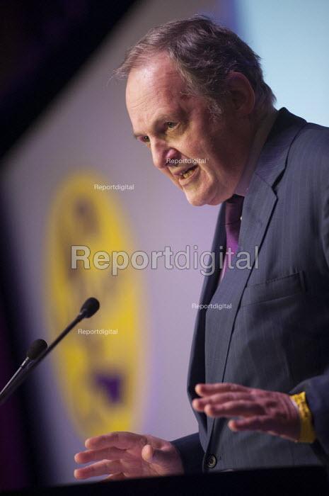 William Dartmouth MEP, UKIP Spring Conference, Margate, Kent. - Philip Wolmuth - 2015-02-27