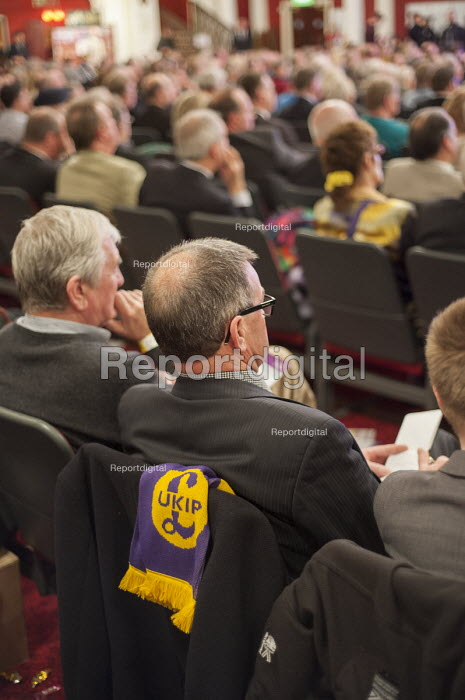 UKIP Spring Conference, Margate, Kent. - Philip Wolmuth - 2015-02-27