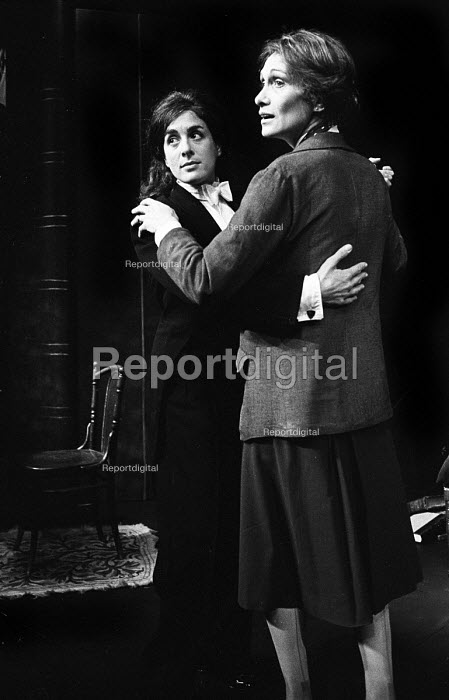 A Nightingale In Bloomsbury Square, Hampstead Theatre, London, 1973. 