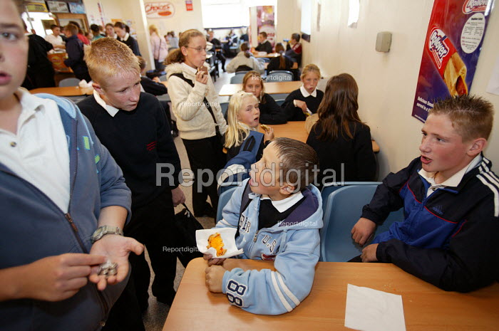 Easington Community School, County Durham September 2004 - Roy Peters, RP411281.jpg