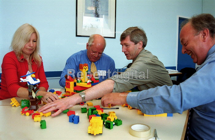 Local government officers use lego as part of a management... - Stefano Cagnoni, SC01DAC4.JPG