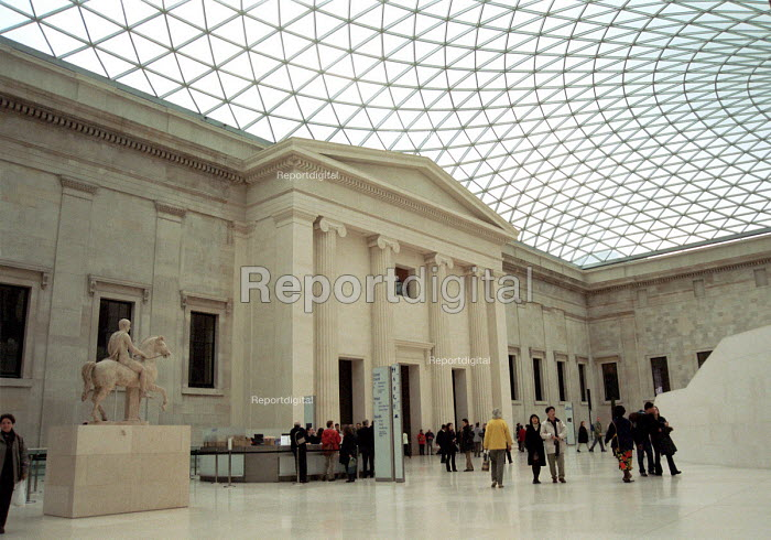 The Great Court in the British Museum - Stefano Cagnoni, SC01TGC4.JPG