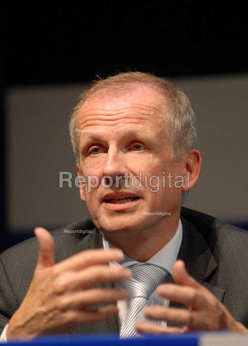 Alan Cook, Managing Director of The Post Office. - Stefano Cagnoni - 2008-09-25