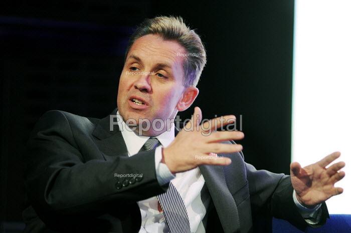 Justin King Chief Executive of J Sainsbury Plc - Stefano Cagnoni - 2009-11-09
