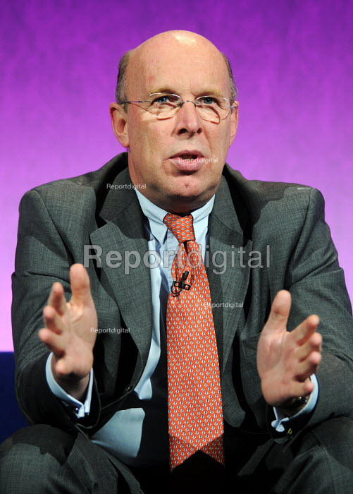 John Hirst, Chief Executive of the Met Office - Stefano Cagnoni - 2009-11-09