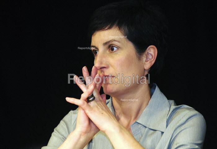 Lisa Robinson, Vice-Pres NAPO. - Stefano Cagnoni - 2010-10-10