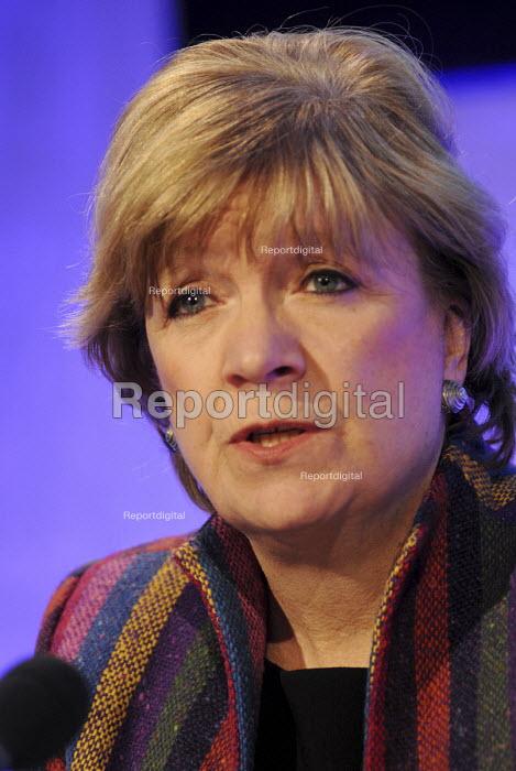 Journalist, Polly Toynbee. - Stefano Cagnoni - 2010-03-10