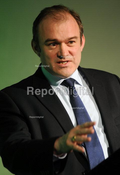 Ed Davey MP. - Stefano Cagnoni - 2011-03-07