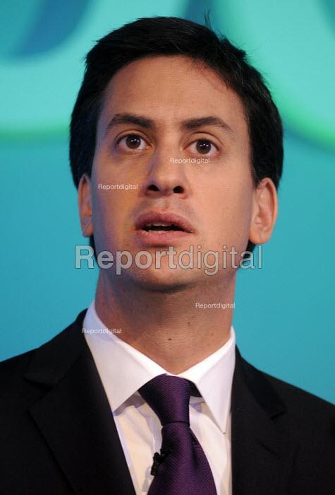 Ed Miliband. TUC Congress 2011 London. - Stefano Cagnoni - 2011-09-13